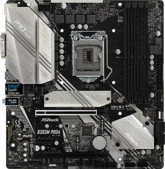 Материнская плата ASRock B365M Pro4 (s1151, Intel B365, PCI-Ex16)