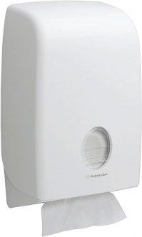 Держатель для бумажных полотенец KIMBERLY CLARK PROFESSIONAL Aquarius (6945) белый