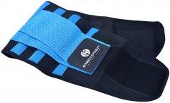 Пояс-корсет для поддержки спины Onhillsport S 60-70 см Синий (PK-0202)
