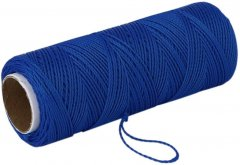 Нитка Радосвіт капроновая синяя, 187 текс х1х2, 125 м / патрон (4820172933267)