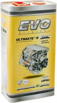 Моторное масло EVO ULTIMATE R 5W30 5 л (U R 5L 5W-30)