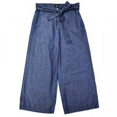 Джинси Marella 51810104 44 тонкі сині кюлоти