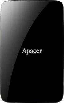 "Жесткий диск Apacer AC233 1TB 5400rpm 8MB AP1TBAC233B-S 2.5"" USB 3.0 External Black"