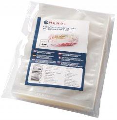 Пакеты для вакуумной упаковки и sous-vide Hendi 300x400 мм, 100 шт (8711369971383)