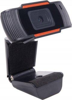 Berger WebCam Pro 720p Black/Orange (BW PRO 720P)