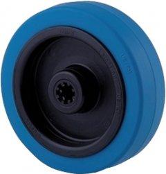 Колесо TENTE UFR 100x34-Ø12 Blue (00006346SET)