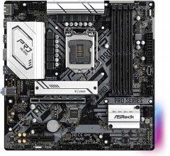 Материнская плата ASRock H570M Pro4 (s1200, Intel H570, PCI-Ex16)