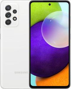 Мобильный телефон Samsung Galaxy A52 4/128GB White