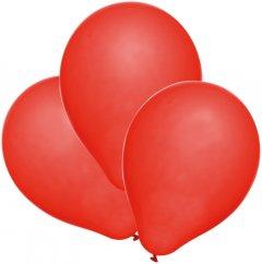 Набор Воздушные шарики Susy Card Красные 20 см 100 шт (40011417)