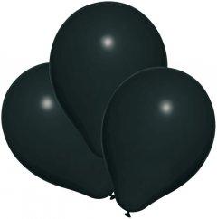 Набор Воздушные шарики Susy Card Черные 20 см 100 шт (40011448)