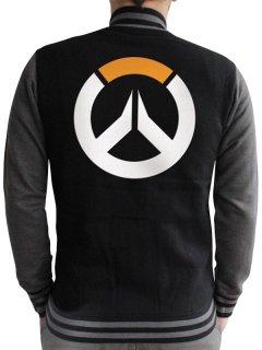 Куртка ABYstyle Overwatch M Черная с серым (ABYSWE059M)