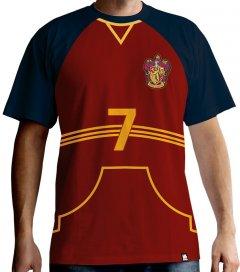 Футболка ABYstyle Harry Potter M Красная (ABYTEX371M)