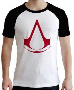 Футболка ABYstyle Assassin's Creed L Белая (ABYTEX446L)