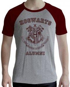 Футболка ABYstyle Harry Potter S Серая (ABYTEX502S)