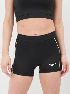 Спортивные шорты Mizuno Premium SHtight U2EB720209 XS Черные (5054698240885)