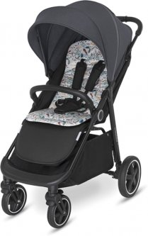 Прогулочная коляска Baby Design Coco 2021 17 Graphite (204319)