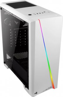 Корпус Aerocool Cylon RGB White