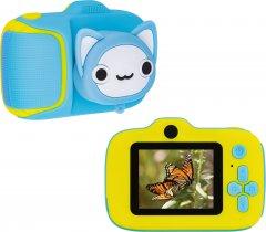Цифровой детский фотоаппарат Atrix TikToker 8 40MP 1080p blue (cdfatxtt8bl)