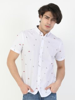 Рубашка Colin's CL1041902WHT XXL White