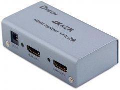 HDMI делитель Dtech 1x2 (DS161758)