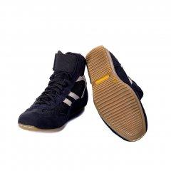 Боксерки короткі, взуття для боксу KROK SP 12, 44 розмір, чорні, 12.44