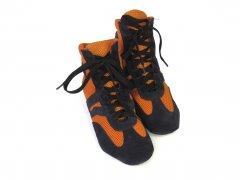 Самбетки, борцівки KROK SP 11, 41 розмір, сині з помаранчевим, 11.41