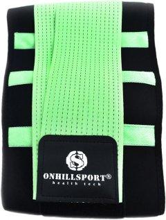 Пояс-корсет для поддержки спины Onhillsport S 60-70 см Светло-зеленый (PK-0501)