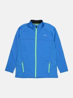 Спортивная кофта Mizuno BT Fleece Jacket J2GE550225 XXL Голубая (5054698011836)