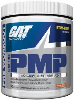 Предтренировочный комплекс GAT sport PMP (Free Stim) 255 г Апельсин (859613000163)