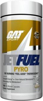 Жиросжигатель GAT JetFUEL Pyro 120 капсул (859613000781)