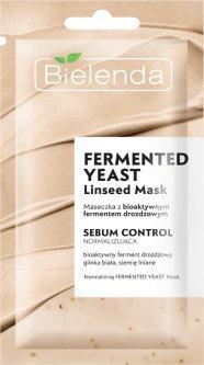 Маска для лица Bielenda Luffa Себу-контроль Нормализирующая кожу 8 г (5902169039363)