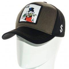 Бейсболка тракер котоновая кепка Unisex $ SUB21783 L / 57-58 RU Черная-хаки