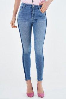Жіночі джинси Skinny з лампасами Miss Sixty 4006 27
