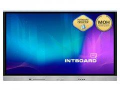 Интерактивная панель Intboard TE-TL65/Ultra HD с INTBOARD OPS PC-i5/4Gb/SSD 256Gb/Android 6.0