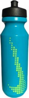 Бутылка для воды Nike N.000.0041.356.32 Big Mouth Graphic Bottle 2.0 32OZ 946 мл Голубая (887791381538)
