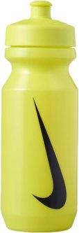 Бутылка для воды Nike N.000.0042.306.22 Big Mouth Bottle 2.0 22OZ 650 мл Салатовая (887791197757)