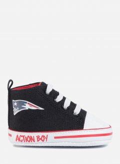 Кеди Action Boy AKI80011-15 17 Чорні (5903419506079)