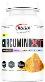Куркумин Genius Nutrition Curcumin-XT 90 капсул (5402839115750)