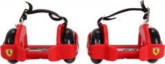 Роликовые коньки Ferrari Красные (6923744034183)