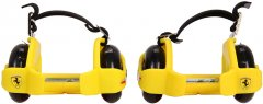 Роликовые коньки Ferrari Желтые (6923744005961)