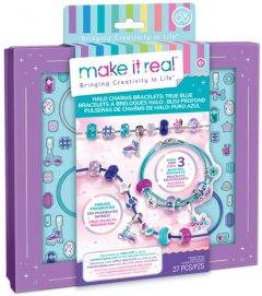 Набор для создания браслетов Make it Real Синее сияние (MR1721)