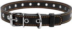 Ошейник Collar безразмерный 20 мм 50 см Черный (01511)