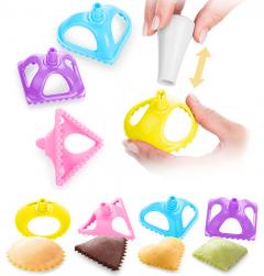 Набор форм Cookie Fliya для равиоли вареников печенья (2000992406673)