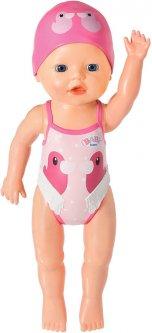 Интерактивная кукла Baby Born My First Пловчиха 30 см (831915)