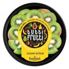 Farmona Tutti Frutti Kiwi пілінг для тіла з цукром (160 гр)