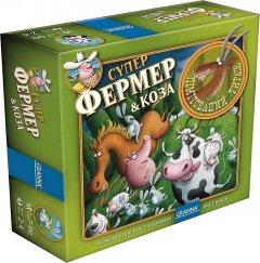 Настольная игра Granna Суперфермер & Коза (83491) (5900221083491)