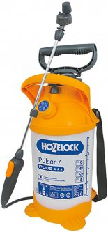 Опрыскиватель HoZelock 7 л Pulsar Plus + многорежимная форсунка Multi Nuzzle 4311 (10643kmd)