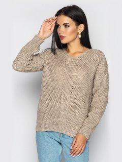 Пуловер Larionoff Paris 42-46 Бежевый (Lari2000050002670)