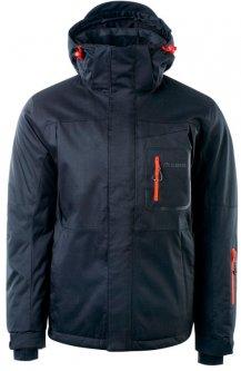 Куртка горнолыжная Elbrus Noam-Anthracite/Spicy Orange M Серая с оранжевым (5902786006090)