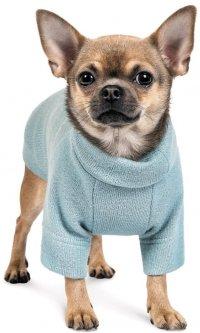 """Свитер Pet Fashion """"SENSE"""" для собак размер S, Зеленый (4823082419937)"""